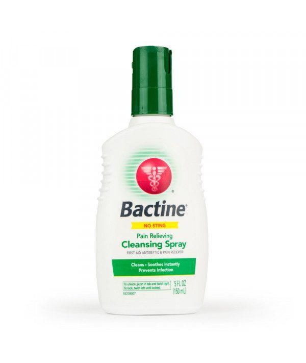 bactine spray 150ml anesthetic prodaktattoosupply
