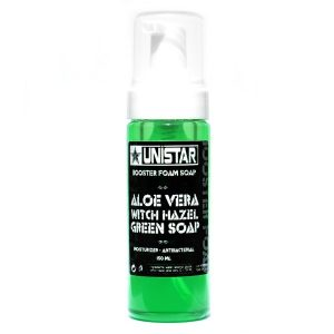 unistar booster foam soap prodaktattoosupply150ml