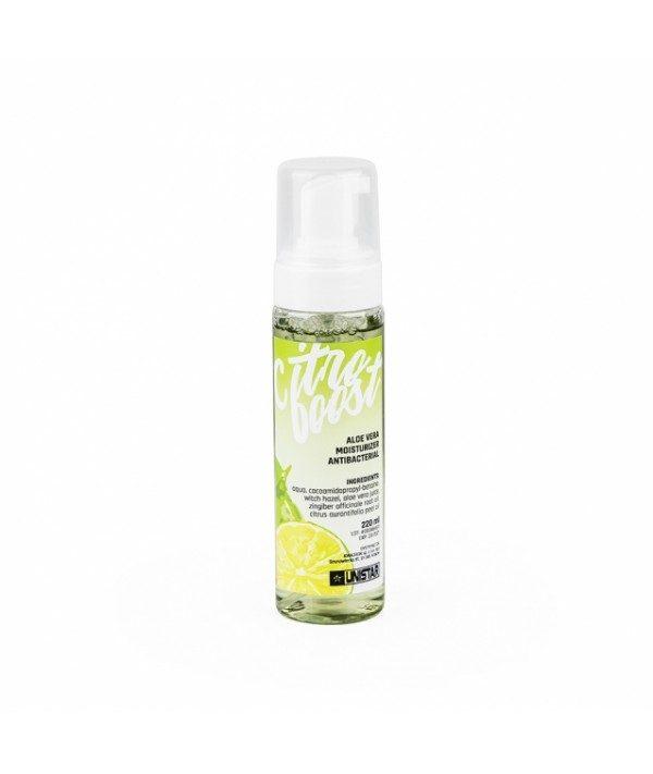 unistar citro boost foam soap prodak 220ml