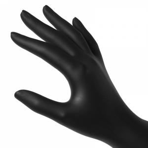 nitril black rukavice