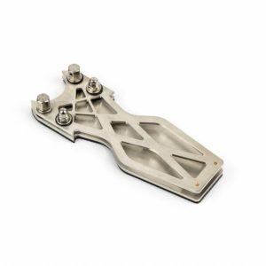 nozni .spinac plochy z nerezove oceli clipcord