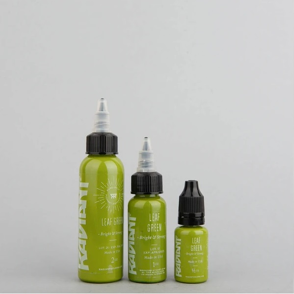 Radiant Leaf Green prodak 3
