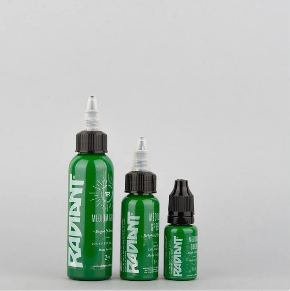 Radiant Medium Green prodak 3