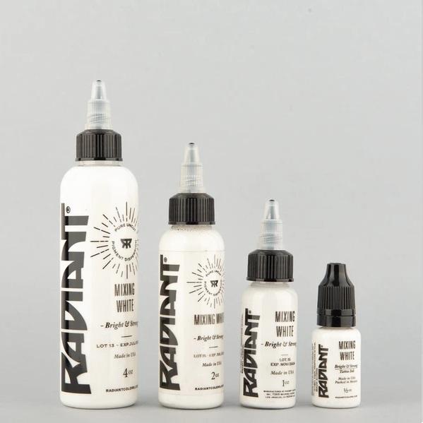 Radiant Mixing White prodak 3