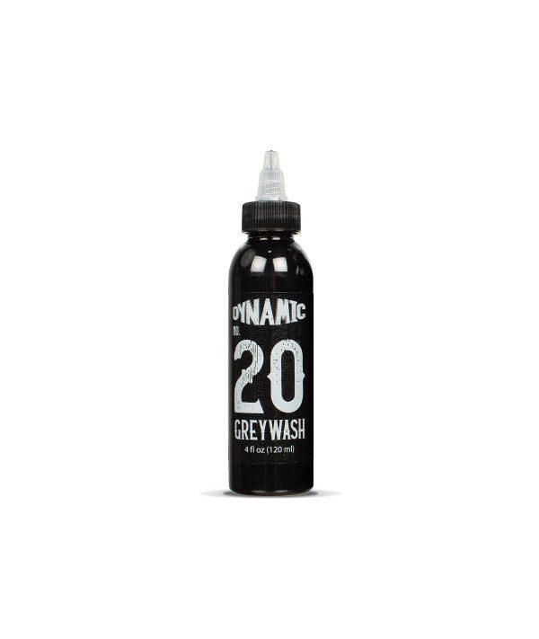 dynamic ink greywash set 4x120ml 20