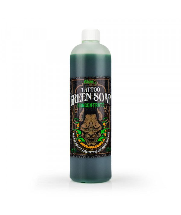 green soap concentrate 500ml