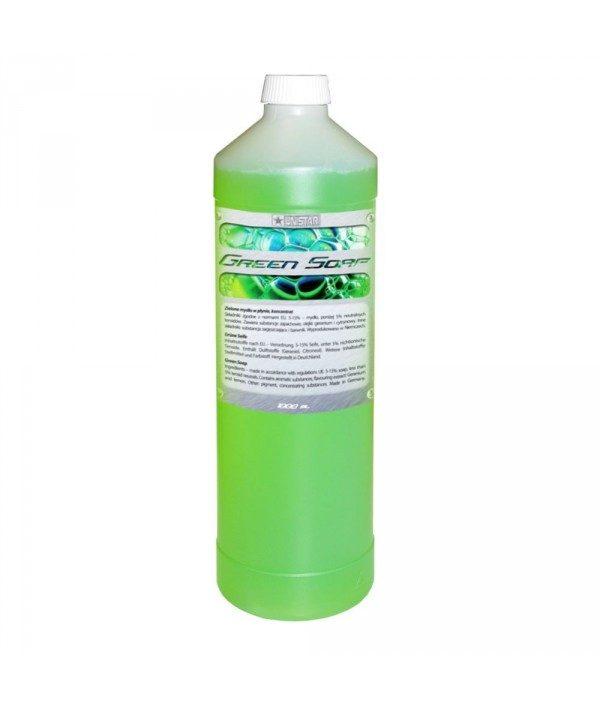 zelene mydlo green soap 1l