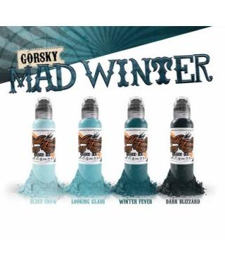 world famous ink damian gorski mad winter set prodak 4x30ml