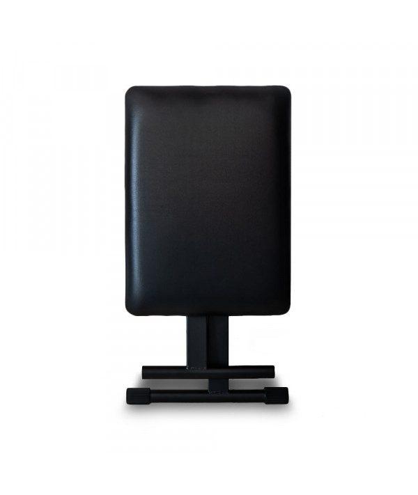 skladaci operka na nohy portable prodak black